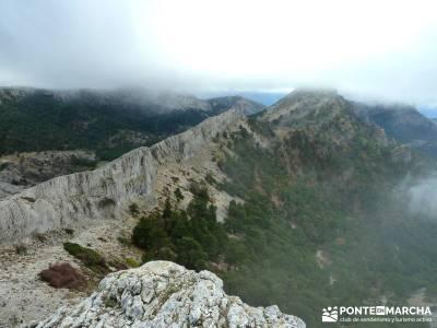 Cazorla - Río Borosa - Guadalquivir; montañas la hiruela hoces del duratón